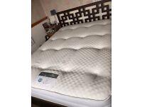 Silent Night mirapocket 1350 pocket spring geltex mattress