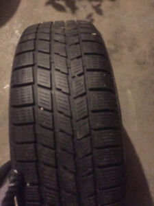 **TOYO SET OF WINTER TIRES WITH RIMS 185/65 R15**