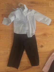 Boys suits and dress shoes  18-24 months one 3t  St. John's Newfoundland image 4