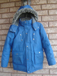 BOYS OSHKOSH SIZE 12 WINTER JACKET WITH HOODIE USED 3 MONTHS! for sale  Mississauga / Peel Region