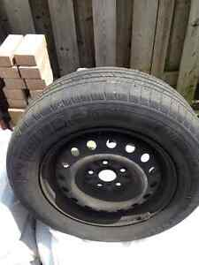 ALMOST NEW TIRES FOR SALE