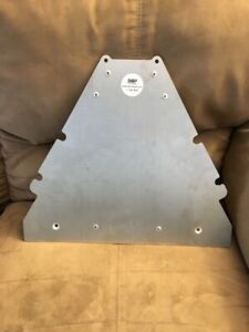 After Market Yamaha Snowmobile Skid Plate.