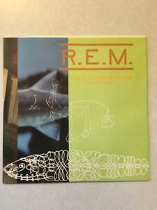 """R.E.M. """"Can't Get There From Here"""" Vinyl 12"""" Single (1985)(Mint)"""