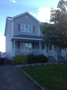 Beautiful 3 level. Duplex in the north end
