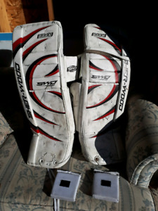 Sher-wood 9990 Goaly Pads - massive sale