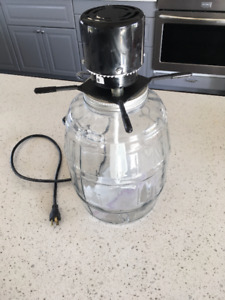 Electric Butter Churn - Make your own Butter!
