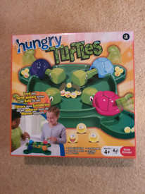 Hungry turtles board game