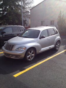 2005 Chrysler PT Cruiser GT Turbo Hatchback