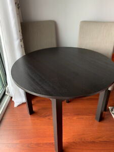 IKEA Table and 2 Chairs Set