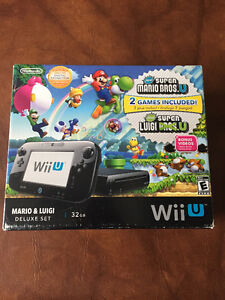 Nintendo Wii U/ Games also for Sale