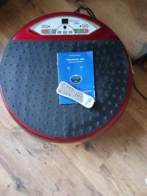 Vibropower vibration plate