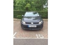 Volkswagen Golf 2.0 L TDI 2013 Blue motion Bargain / Quick Sale