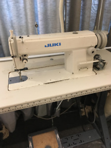 Professional JUKI sewing machine for sale