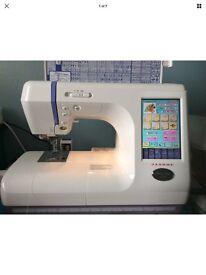 Janome embroidery/sewing machine