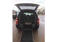 Kia Sedona gs mobility wheelchair access auto diesel