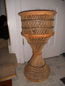 Plant Stand and Lamp for sale