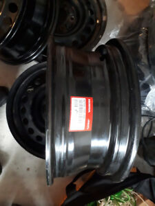 195/65 r15 Honda Civic steel rim