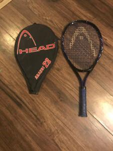 Variety of Tennis Raquetes
