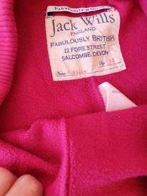Jack wills track suit bottoms