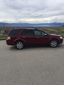 2008 Ford FreeStyle/Taurus X limited Wagon