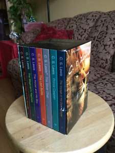 The Chronicles of Narnia 7 Box Set