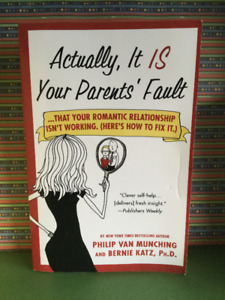Actually, it is your Parents faults off Covered Book !!!!!!!!!!!