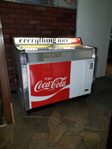 Coca-Cola Cooler Fridge