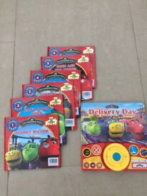 CHUGGINTON BOOK COLLECTION BUNDLE AND SOUND BOOK