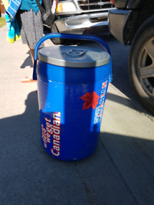 Molson Canadian cooler