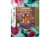 Professor Layton and the Spectre's Call Nintendo DS/DSi Game
