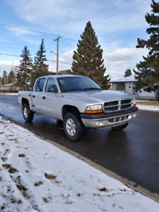 2004 Dodge Dakota 4X4 Low Km