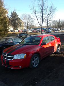 2009 dodge avenger certified and e tested.