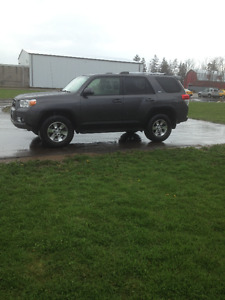 2012 Toyota 4Runner SR5 SUV, Crossover *New Price*