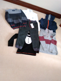 Boys Designer Clothes . Age 5 Years. 6. Items
