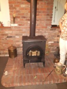 For Sale:  Used wood burning fireplace.