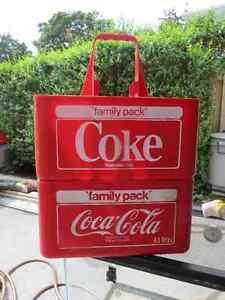Coca Cola Carry Cases Plastic