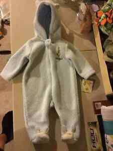 Peter Rabbit brand new with tags one piece warmer