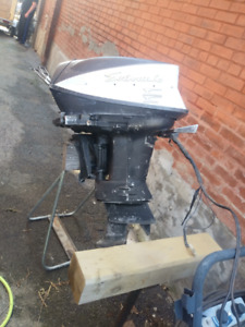 Evinrude Lark III 40hp boat motor Sell/Trade for Smaller Motor.