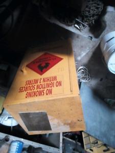 dangerous goods cabinet | Miscellaneous Goods | Gumtree
