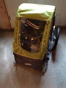 Remorque a velo / bicycle trailer