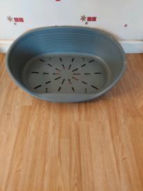 Free Plastic Dog Bed