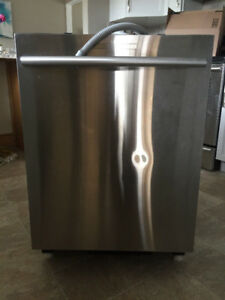 Stainless Steel Samsung Dishwasher