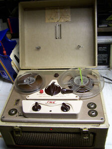 1956 FME Reel to Reel tape recorder/player