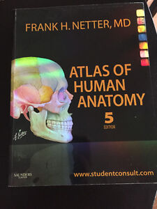 Netter's Atlas of Human Anatomy, Fifth Edition