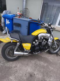 V max 1991 1200cc