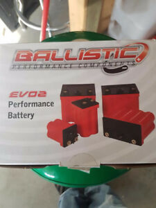 LIGHT WEIGHT LITHIUM BATTERY