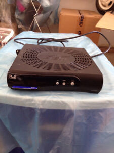 Various Bell Satellite Receivers for sale
