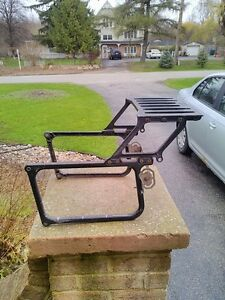 KRAUSER BMW SUPORT RACK MADE IN WEST GERMANY HONDA GOLDWING Windsor Region Ontario image 5