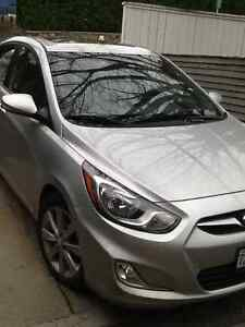 2012 Hyundai Accent GLS Sedan