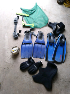 Misc. Dive gear